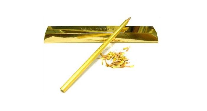 القلم الذهبي