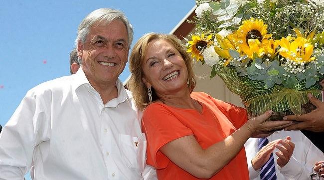 سبيستيان بينيرا، رئيس تشيلي السابق - 2.5 مليار دولار