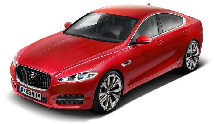 جاكوار اكس اي Jaguar XE 2016