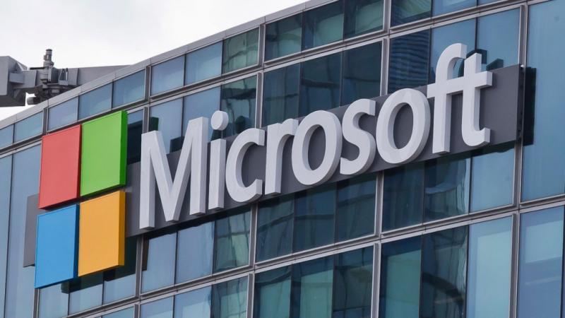 شركة مايكروسوفت الأمريكية (القيمة السوقية 1.274 ترليون دولار)