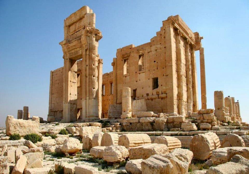 معبد بل-سوريا