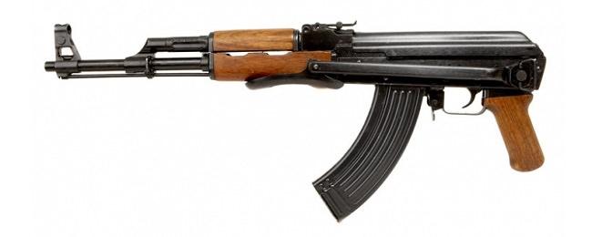 كلاشينكوف AK-47