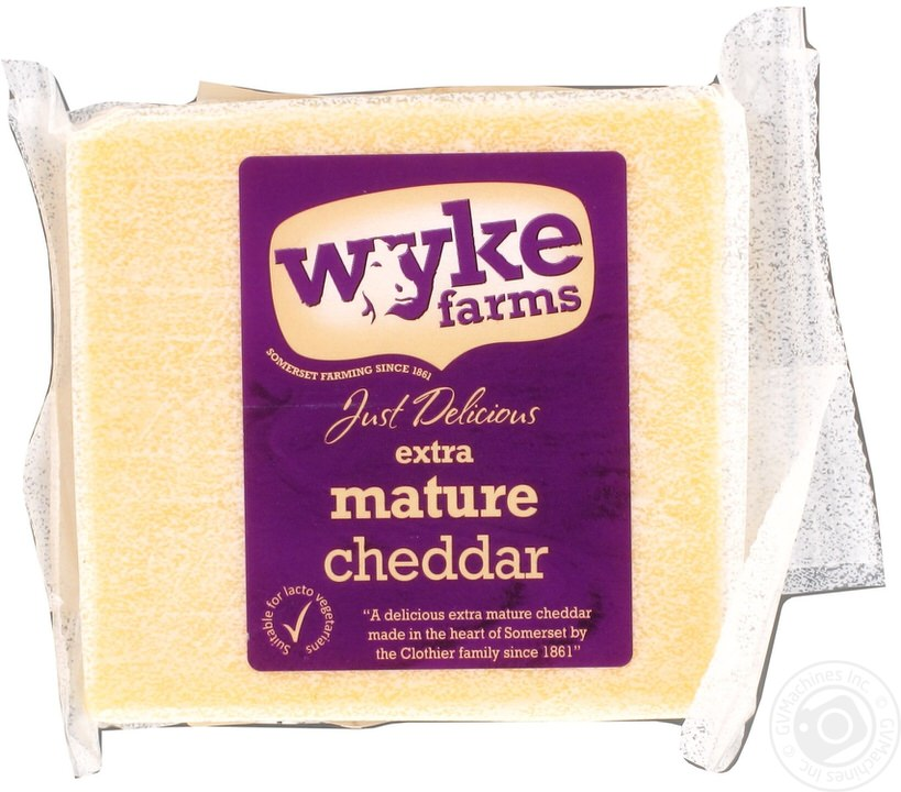 جبنة Wyke Farms Cheddar