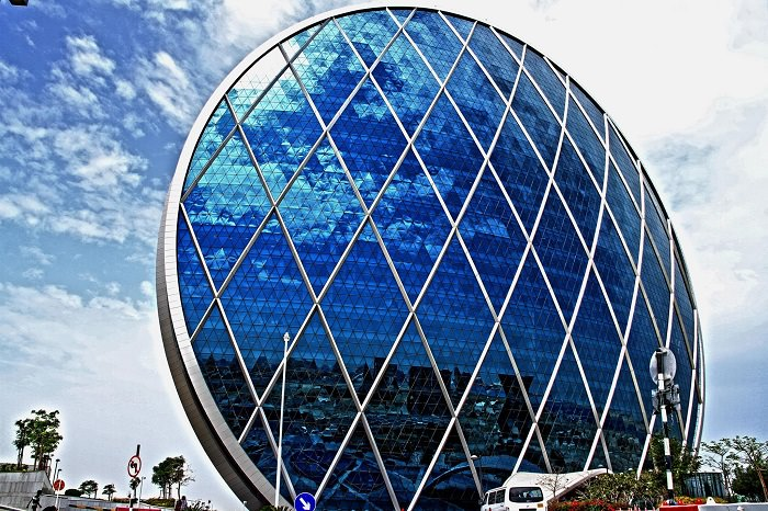 المقر الرئيسي لشركة الدار العقارية - أبوظبي