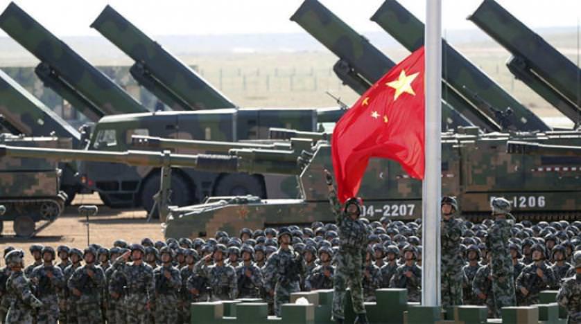 المركز الثالث: الصين – الجيش الجمهوري الصيني