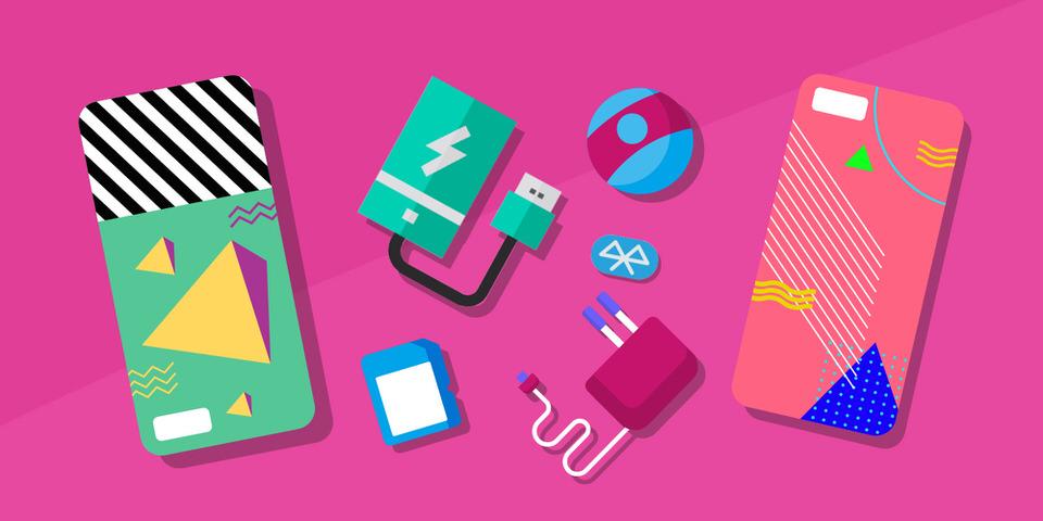 صناعة اكسسوارات الهاتف