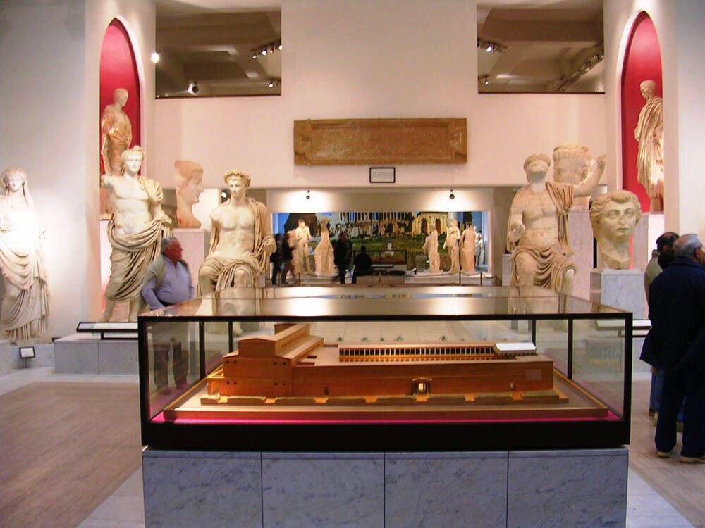 متحف الوطني طرابلس