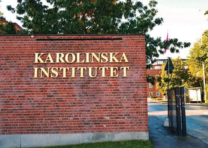 معهد كارولنسكا Karolinska Institutet