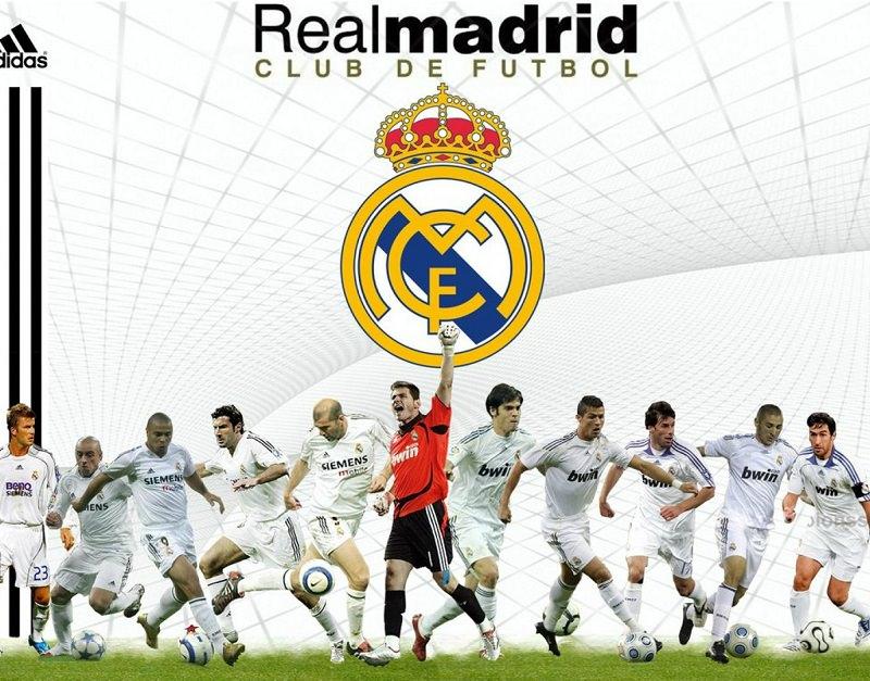 ريال مدريد - 3.44 مليار دولار