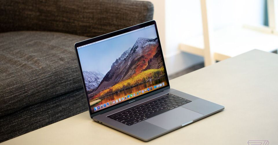 لابتوب MacBook Pro ,15-inch, 2019