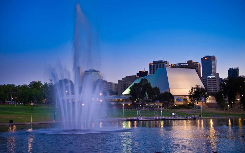 أديلايد، استراليا