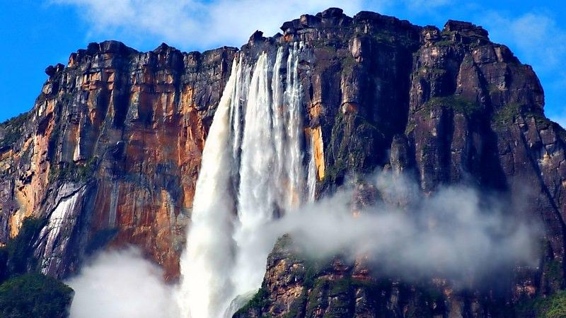 شلالات آنجل - Angel Falls