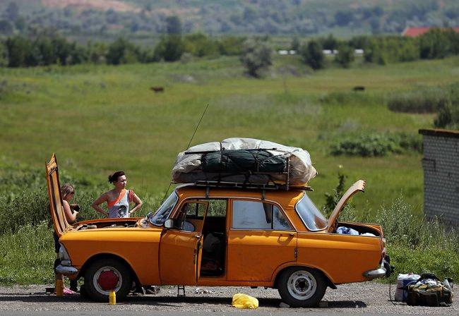 أوكرانيا، أبطأ اقتصاديات العالم