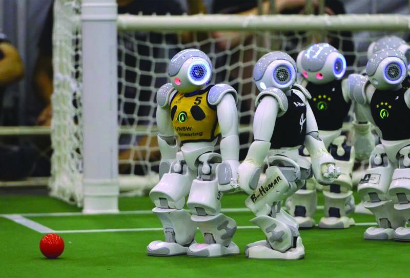 الماكينات ستقوم بأعمال الإنسان