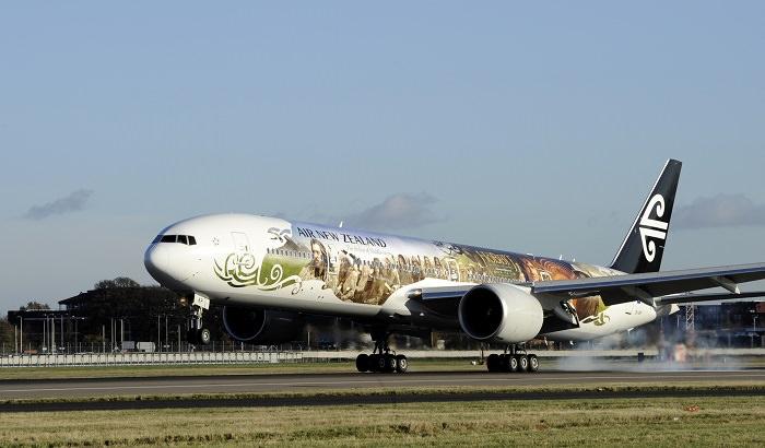 الطيران النيوزيلندي - Air New Zealand