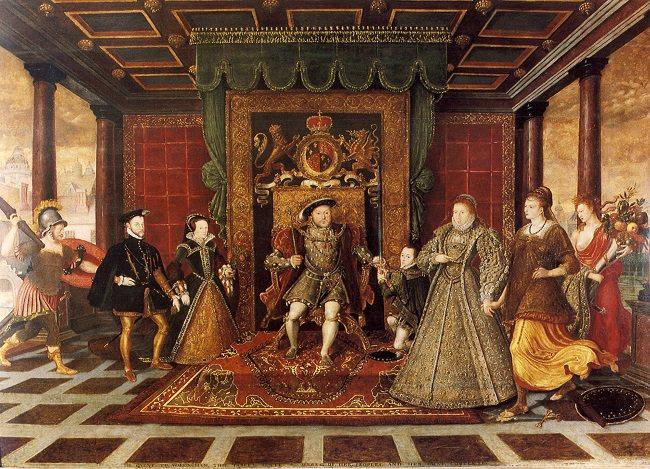 سلالة تيودور - مدة الحكم 118 عام