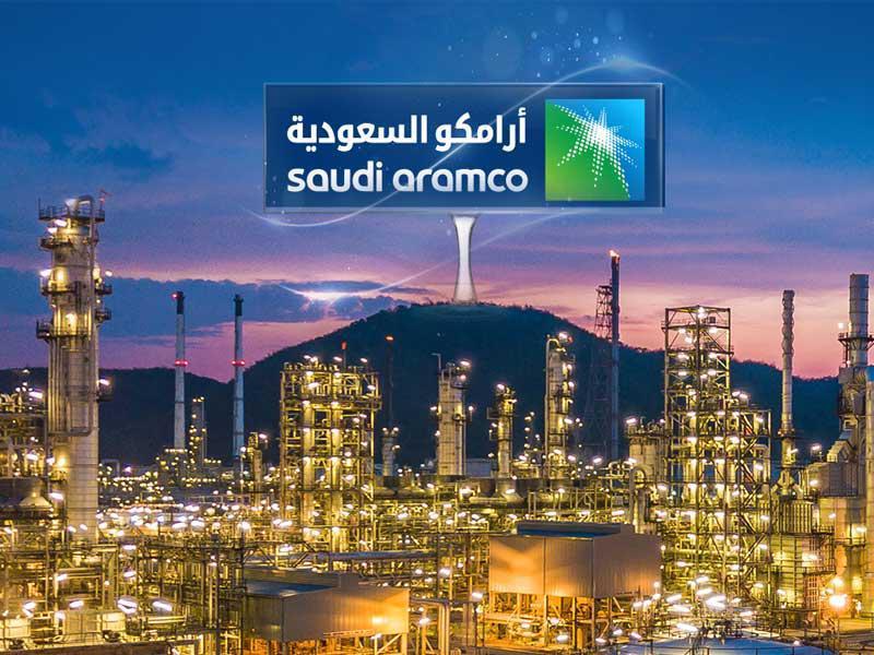 شركة آرامكو السعودية (القيمة السوقية 1.88 ترليون دولار أمريكي)