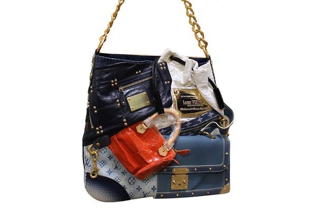 حقيبة Tribute Patchwork لـ Louis Vuitton بـ 42 ألف دولار