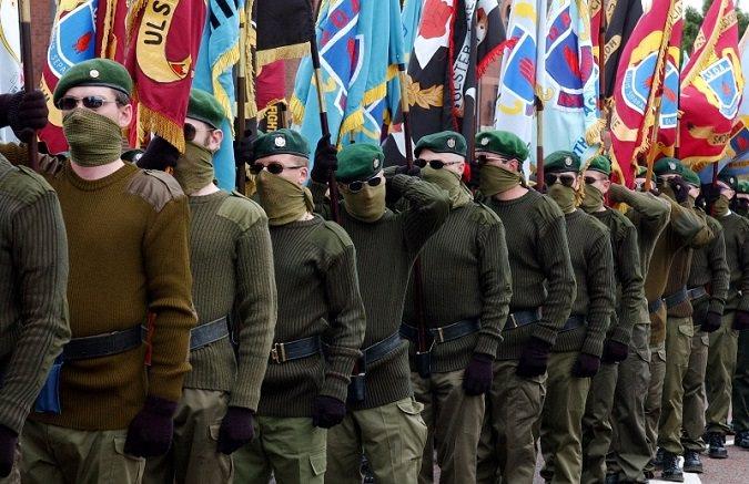 رابطة الدفاع ألستر - UDA