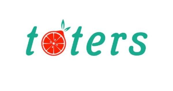 شركة توترز – Toters للطلب من المتاجر والمطاعم