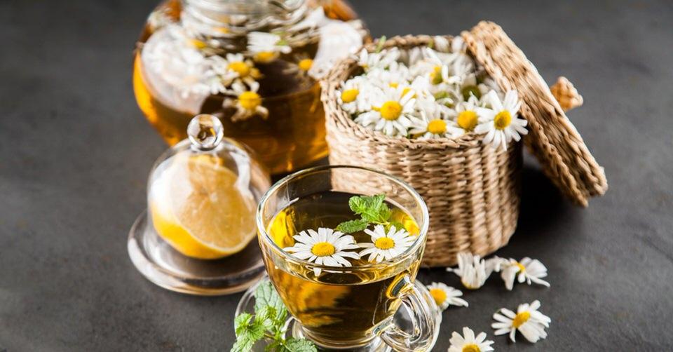 البابونج و علاج عسر الهضم