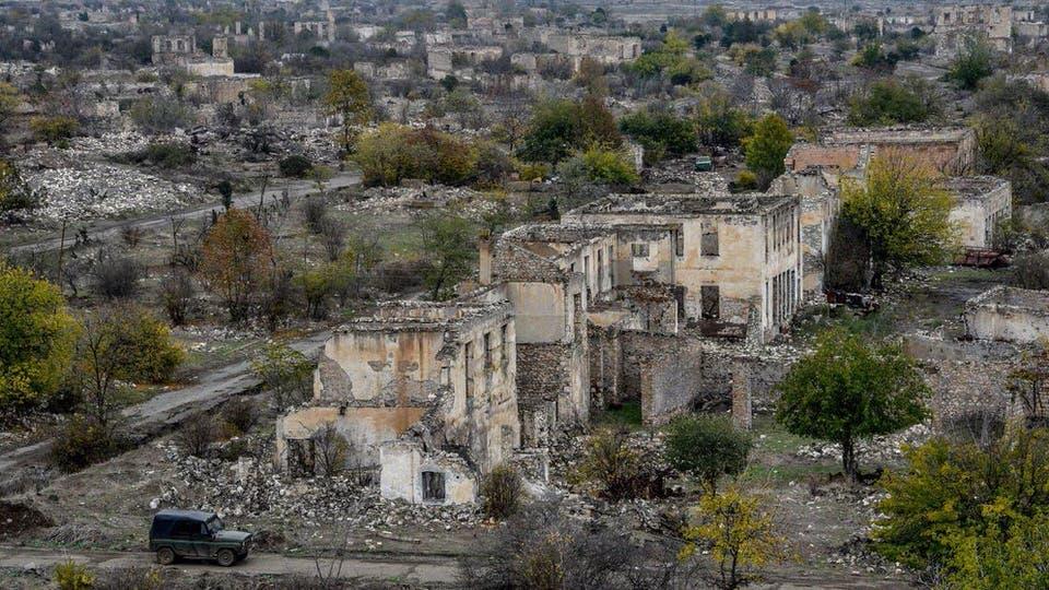 أغدام، أذربيجان