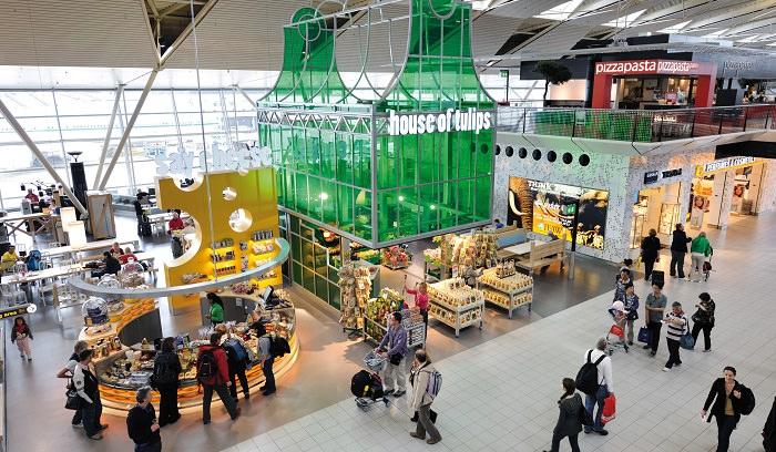 مطار سخيبول-أمستردام
