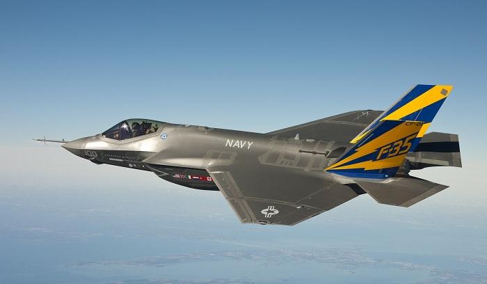 F-35 Lightning II - الولايات المتحدة الأمريكية