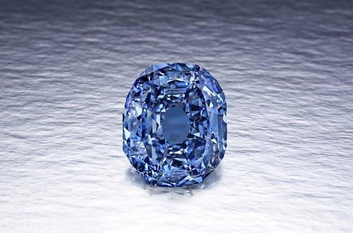 ماسة ويتيلسباك-غراف Wittelsbach-Graff Diamond - بـ 80 مليون دولار