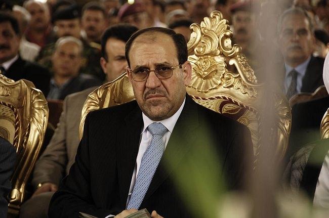 ترتيب إتفاق لتعيين نوري المالكي رئيساً للوزراء في عام 2006