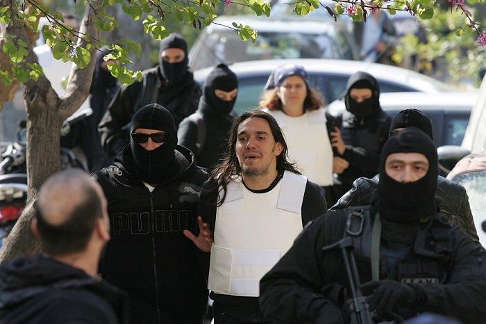 منظمة النضال الثوري اليونانية - EA