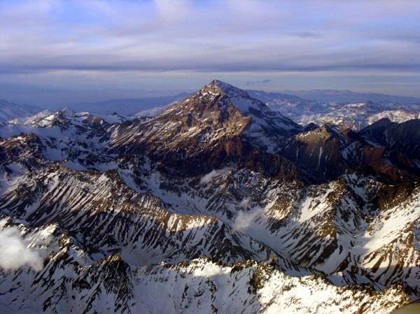 جبل أكونكاجو