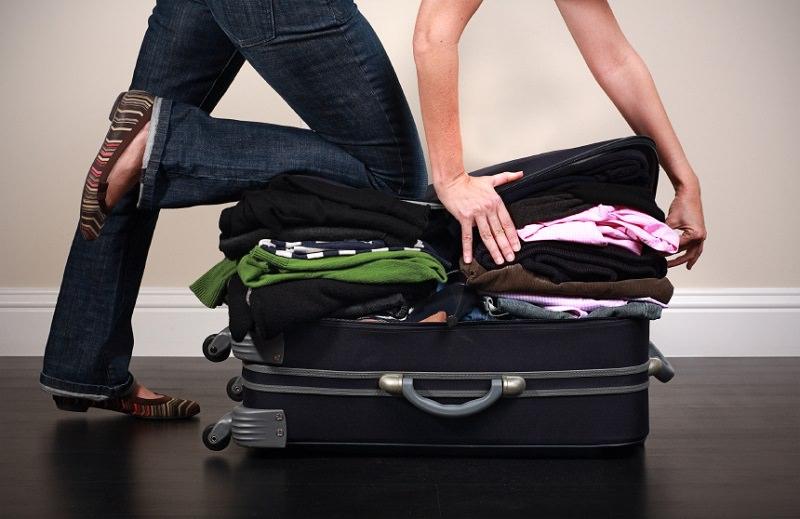 الوقوع في مصيدة وزن الحقائب الزائد