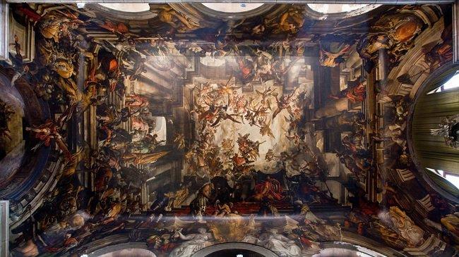 كنيسة القديس بانتالون - مدينة البندقية