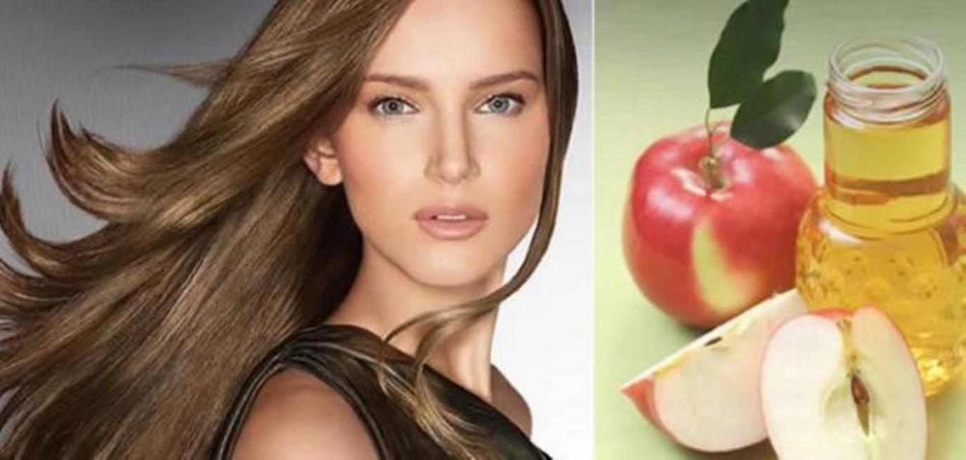خل التفاح وتساقط الشعر