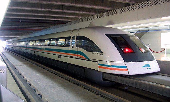 قطار «شنغهاي ماجليف» في الصين - 501 كم في الساعة