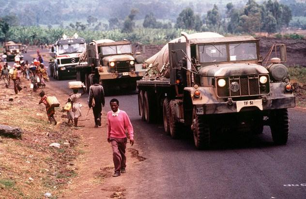 الإبادة الجماعية في رواندا