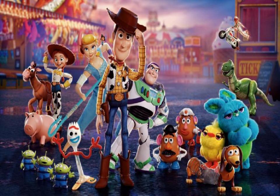 4 Toy Story تاريخ الإصدار: 11 يونيو 2019