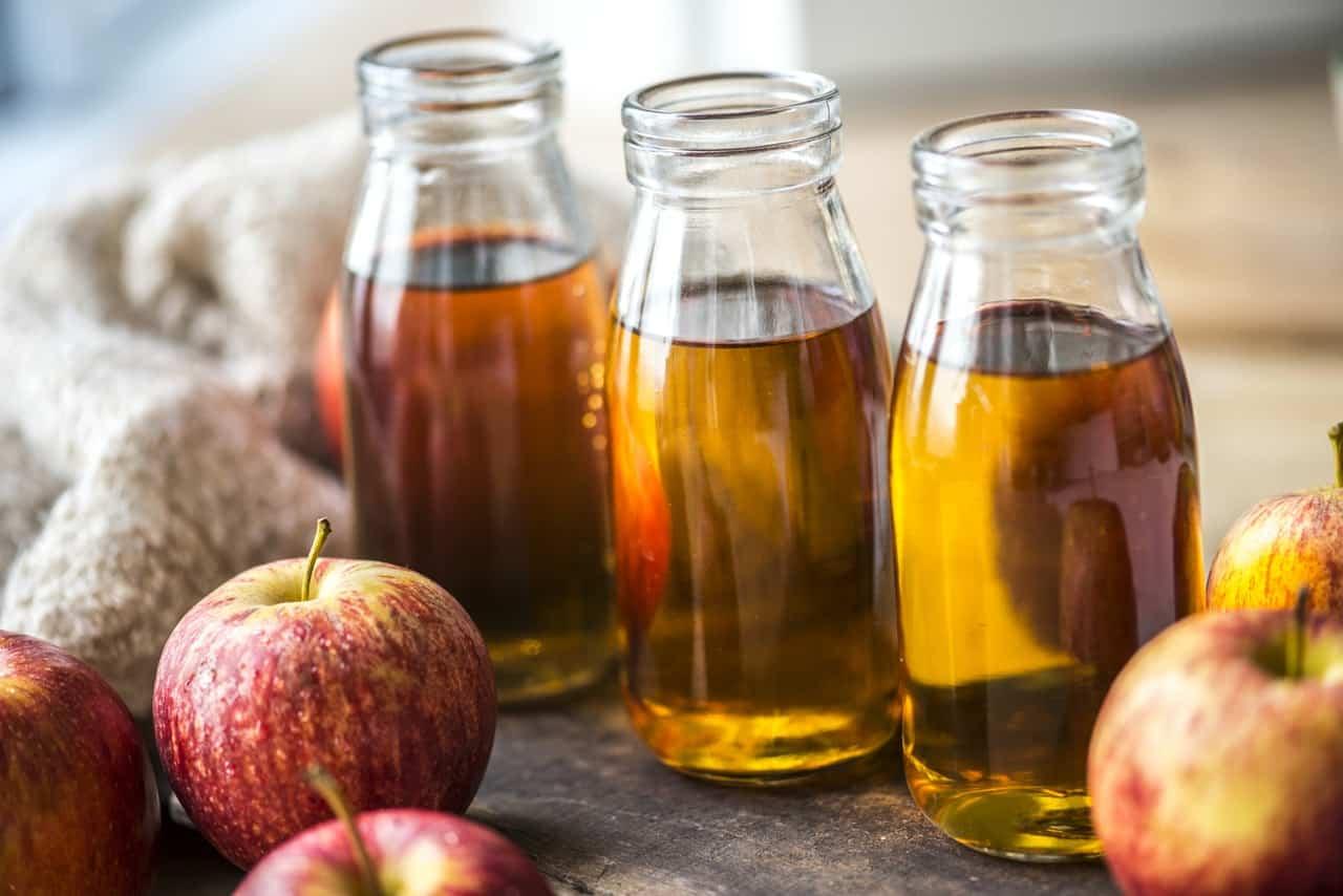 خل التفاح و علاج حروق الشمس