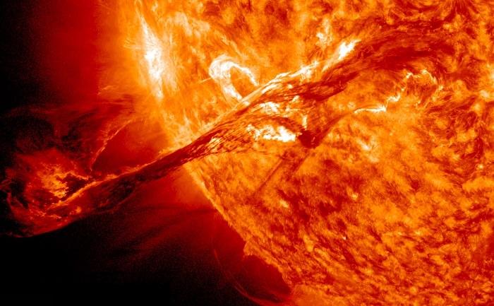 البقع الشمسية