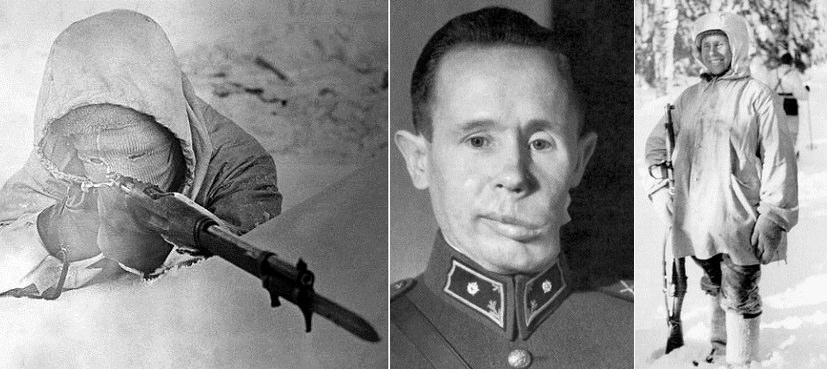 سیمو هاوها - 705 إصابة قاتلة ومؤكدة، احد افضل قناصة في التاريخ