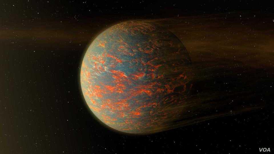 كوكب 55 Cancrie