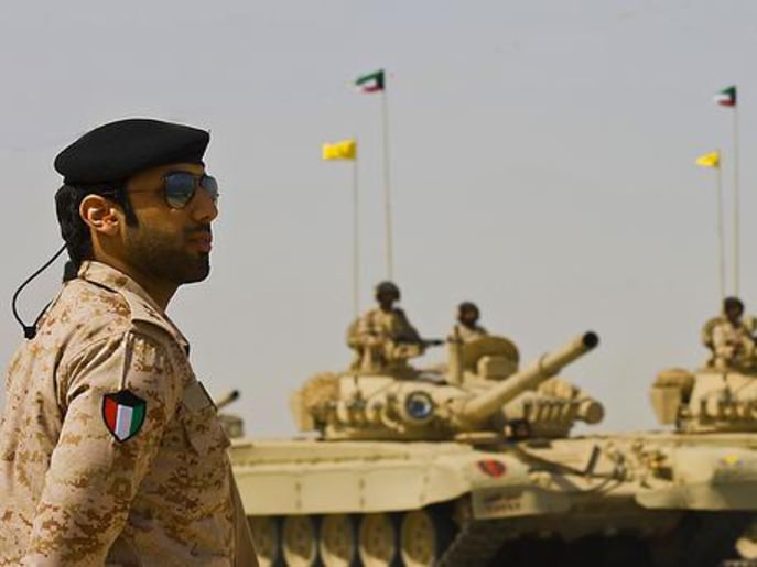 الجيش الكويتي - المركز 71 عالمياً
