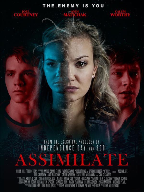 Assimilate - موعد العرض 25 أكتوبر