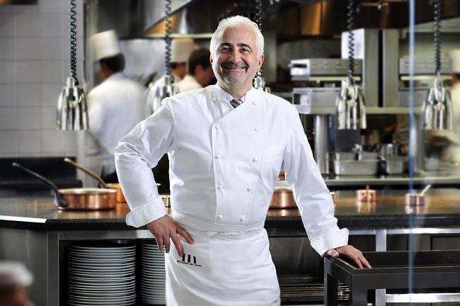 مطعم غاي سافوي، باريس – 525 دولار للشخص الواحد