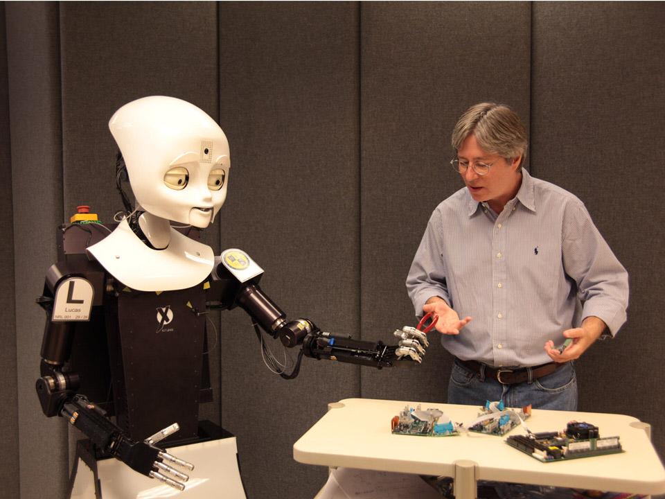 روبوت اوكتافيا