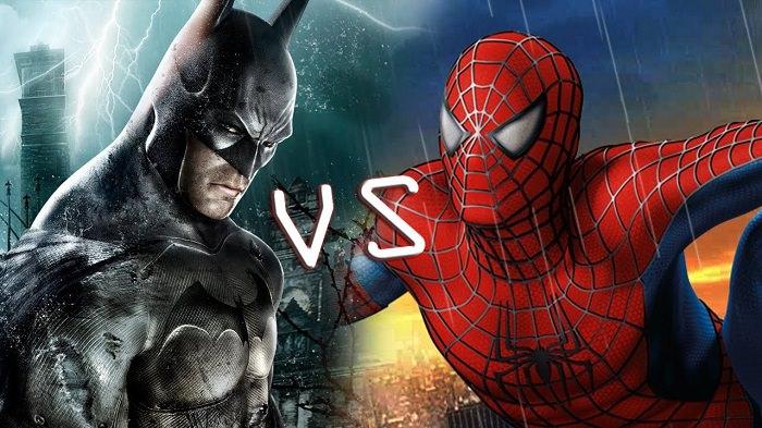 من برأيك يستطيع الفوز في قتال بين Spiderman و Batman ؟