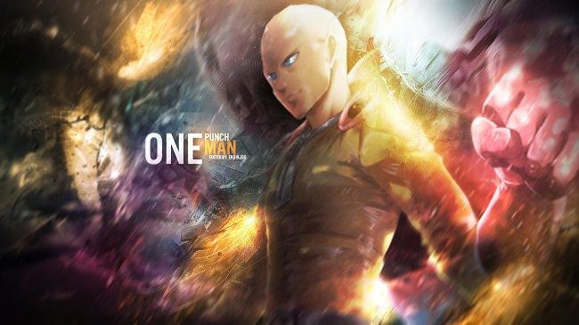 رجل اللكمة الواحدة - One Punch Man