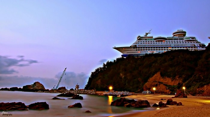 Sun Cruise Hotel - كوريا الجنوبية