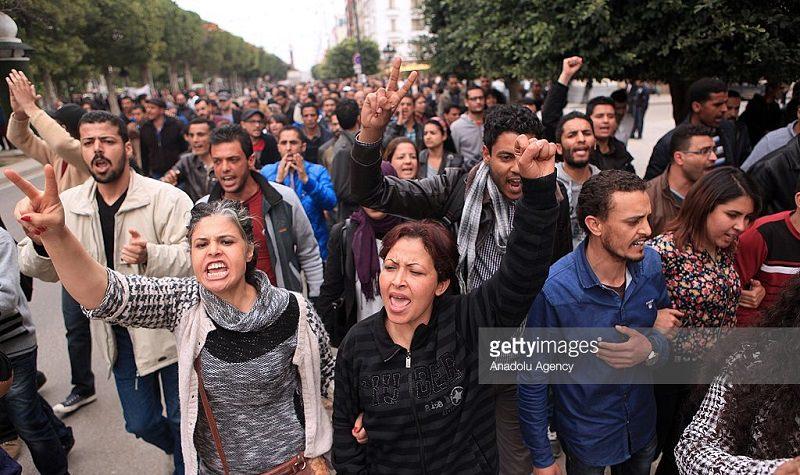تونس - 15.3 بالمئة